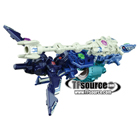 Japanese Transformers Prime - AMW14 - Arms Micron Ultimate 5 Piece Set D