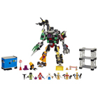 KRE-O - Transformers - Destruction Site Set - Devastator