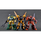 FP-DX Armored Battalion - Set of 3 - Limited Edition Holiday Exclusive