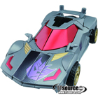 Japanese Transformers Prime - AM-32 - Stunticon Wildrider