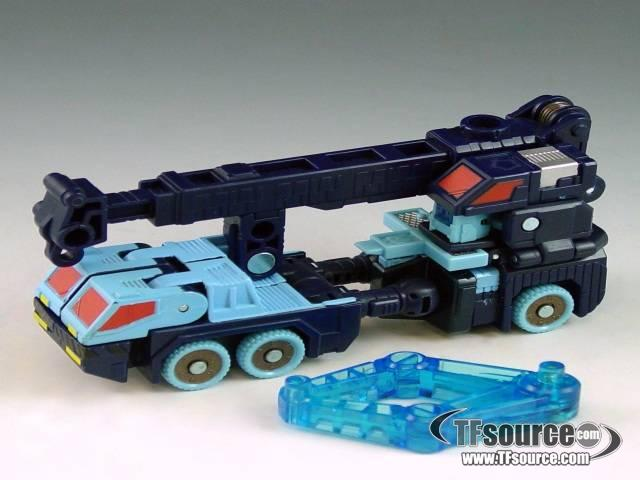 Energon - Duststorm - Loose - Missing Energon Chip