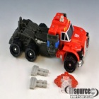 Cybertron - Deluxe Class - Optimus Prime - Loose - 100% Complete