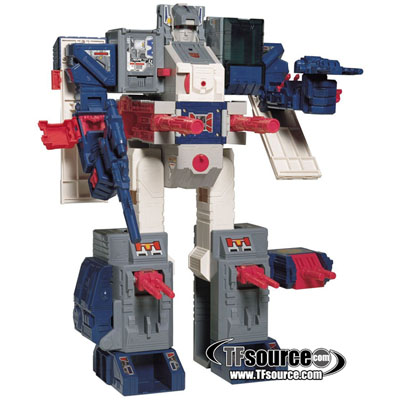 Encore #23 - Fortress Maximus - Early Release Air Shipment