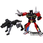 MP-15 - Masterpiece Ravage & Rumble