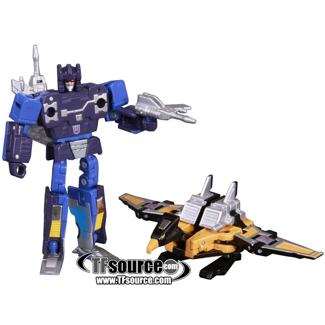 MP-16 - Masterpiece Frenzy & Buzzsaw
