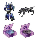Transformers 2013 - Generations Legends Series 01 - Rumble & Ravage
