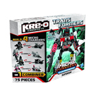 KRE-O - Transformers - Micro Change Combiner Series 01 - Superion