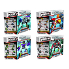 KRE-O - Transformers - Micro Change Combiner Series 01 - Set of 4