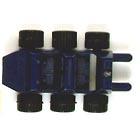 Part - Optimus Prime - Dark Blue / Purple Roller