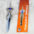 DR. Wu - DW-TP05 - Energon Sword - Blue Matrix Prime Sword