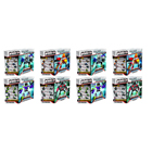 KRE-O - Transformers - Micro Change Combiner Series 01 - Factory Sealed Case