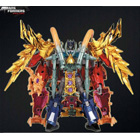 Japanese Transformers Prime - Year of the Snake - Gaia Unicron and Optimus Prime Giftset