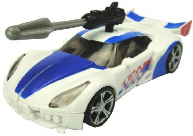 Transformers Go - G06 - Hunter Smokescreen - Loose 100% Complete