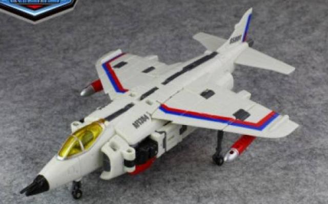 TFC Toys - Project Uranos - AV-88 Harrier II
