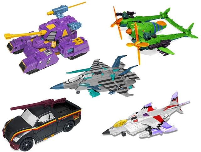 Botcon 2013 - Machine Wars - Termination Boxed Set