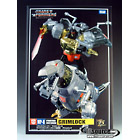 MP-08 Masterpiece Grimlock - MIB - 100% Complete