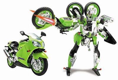 RoadBot - 1:10 Scale - Kawasaki Ninja ZX12R