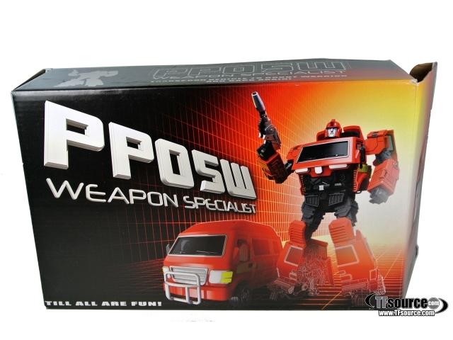 iGear - PP05W - Weapons Specialist - MIB
