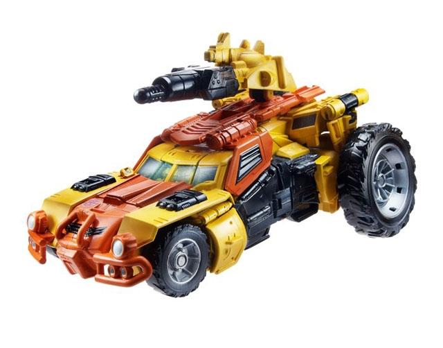Transformers Generations 2013 Voyager Class - Wave 04 - Sandstorm