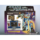 G1 Boxed - Soundwave w/ Buzzsaw Laserbeak Ravage - MIB