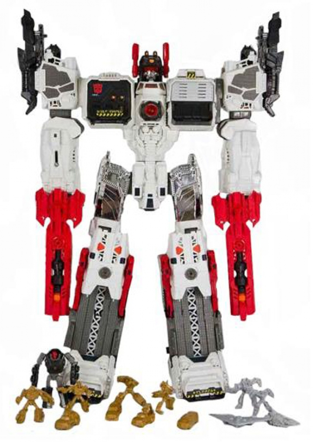 Transformers Hong Kong ACG-Con Exclusive - Metroplex