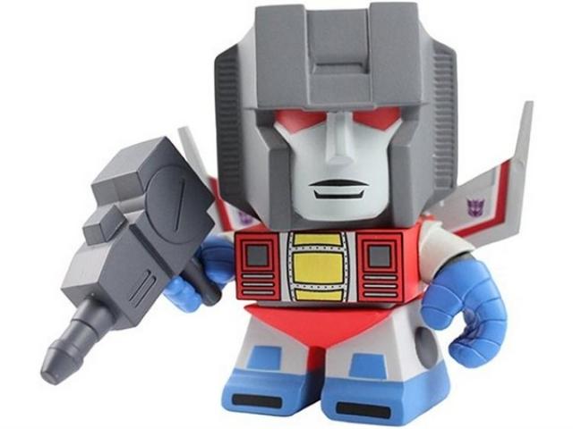 Loyal Subjects - Transformers 3'' Vinyl Figure - Series 01 - Starscream