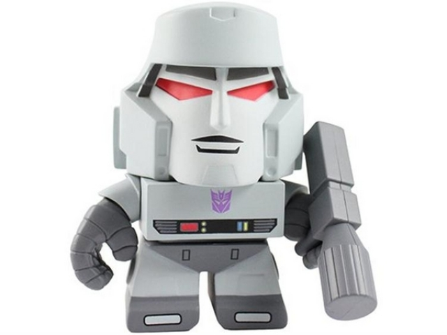 Loyal Subjects - Transformers 3'' Vinyl Figure - Series 01 - Megatron