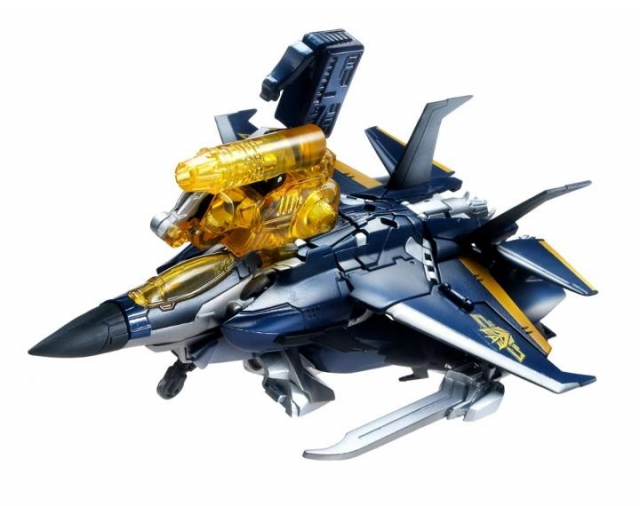 Transformers Prime - Voyager Dreadwing - Loose - 100% Complete