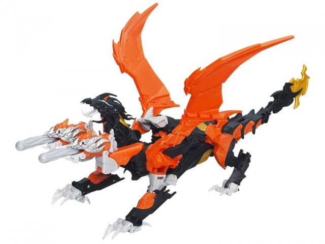 Beast Hunters - Transformers Prime - Predaking - Loose 100% Complete