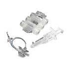 MP-04 Rollar & MP-02 Gun Accessory Set - Clear Version