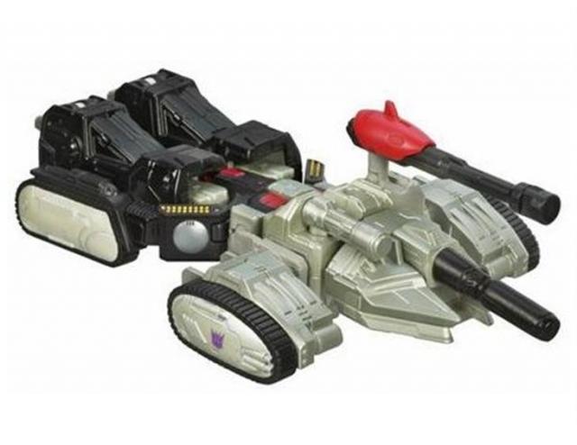 Titanium - War Within Megatron - Loose - 100% Complete