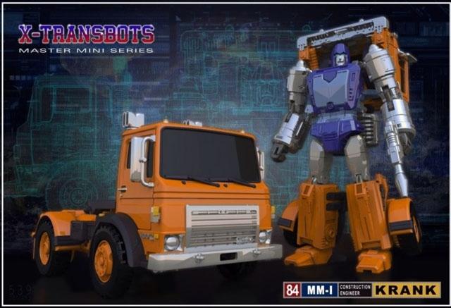 Xtransbots - MM-I Krank