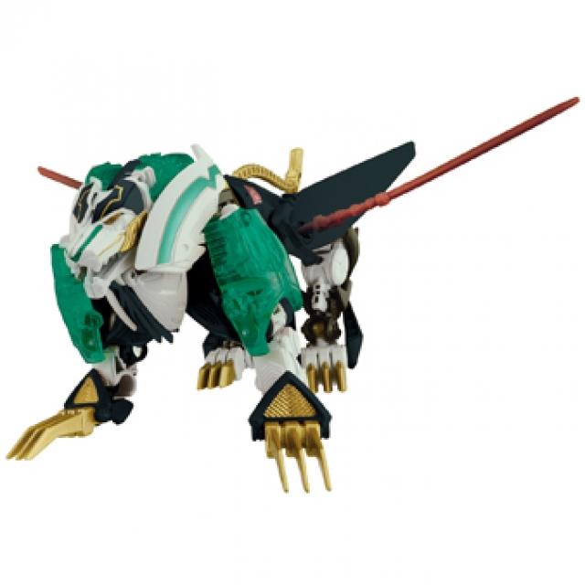 Transformers Go - G25 - Black Lio Prime