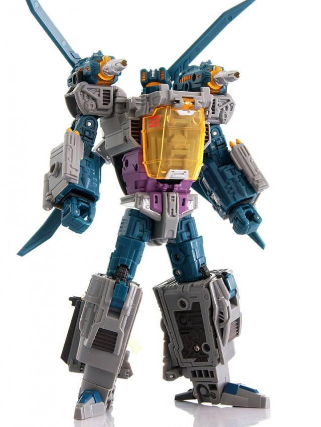 Warbotron - WB01-D - Whirlwind