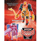 Botcon 2009 Razorclaw and Elita One Set
