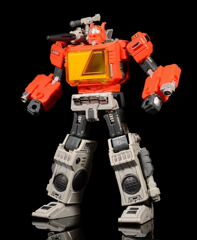 Mega Steel - MS-03 - Buster