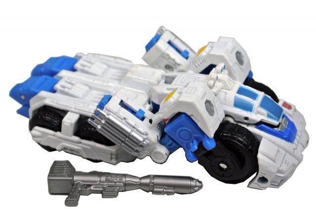 Titanium  - War Within - Ultra Magnus - Loose