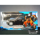 Alternity A-02 Nissan Fairlady Z Megatron - Diamond Black