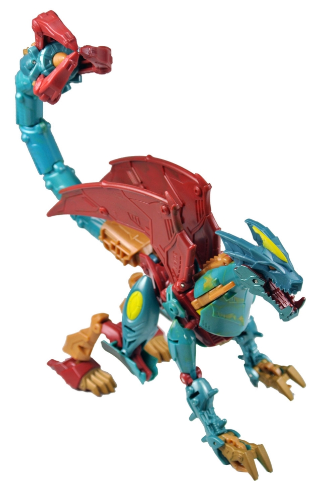 Beast Hunters - Transformers Prime - Ripclaw - Loose 100% Complete