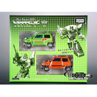 Transformers Generations 2009 Volume 03 - Exclusive Skids & Screech Set