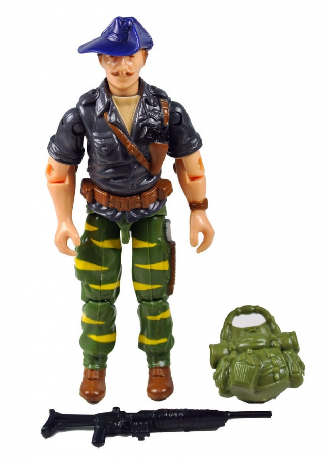 GI Joe - Recondo v2 - Loose - 100% Complete