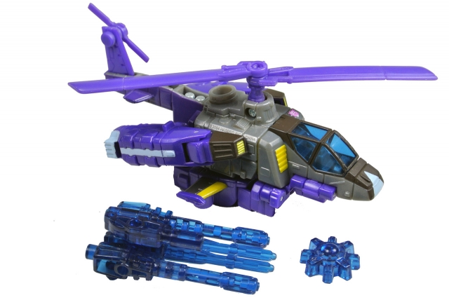 Energon - Blackout - Loose 100% Complete