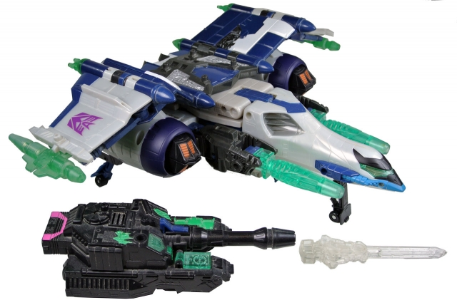 Energon - Leader Class Megatron - Loose