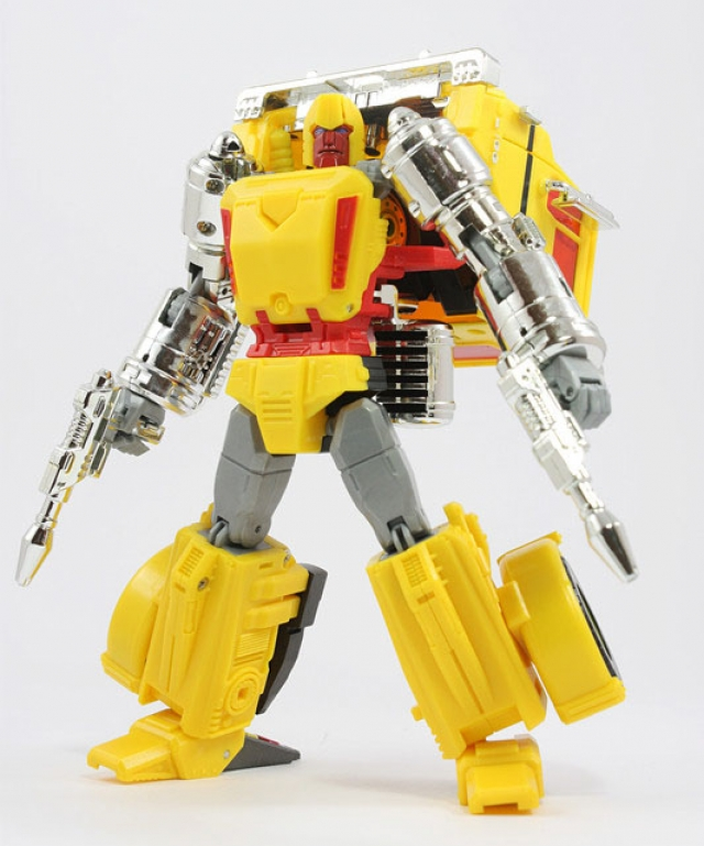 TFCon 2014 Exclusive - Masterpiece Shafter