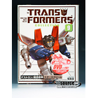 Reissue - Transformers Collection - TFC #9 Starscream - MIB - Figure 100% Complete