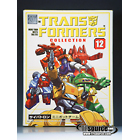 Reissue - Transformers Collection - TFC #12 Minibots Set