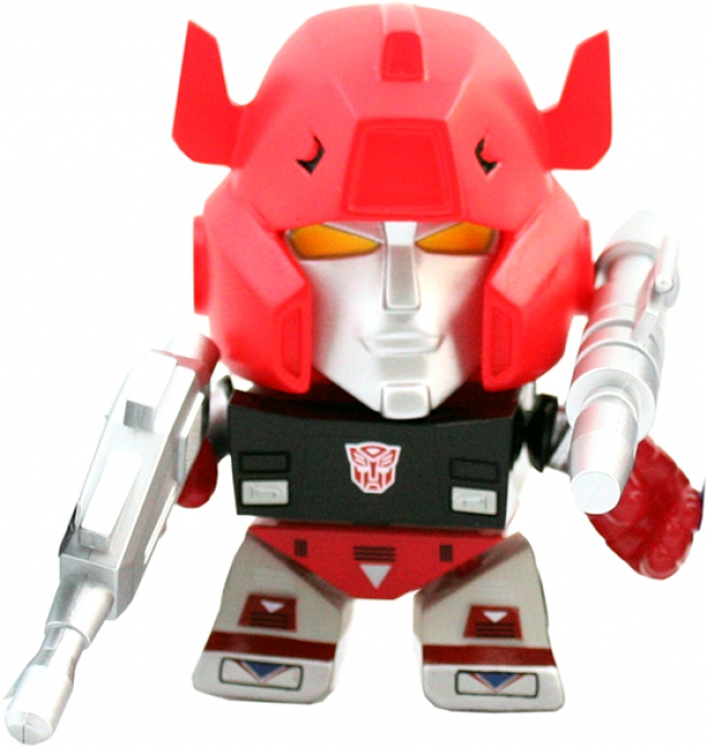 Vinyl 3'' Figure - SDCC Exclusive - G2 Sideswipe, Mirage and Smokescreen 3-Pack