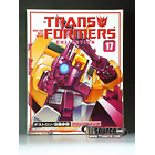 Reissue - Transformers Collection - TFC #17 Blitzwing