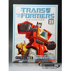 Reissue - Transformers Collection - TFC #21 Blaster - MIB - 100% Complete - Poor Box Condition