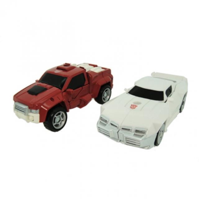 Transformers Legends Series - LG08 Swerve & Tailgate Set